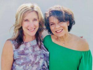 Manda Galin and Dina Rubio, Luncheon Co-Chairs
